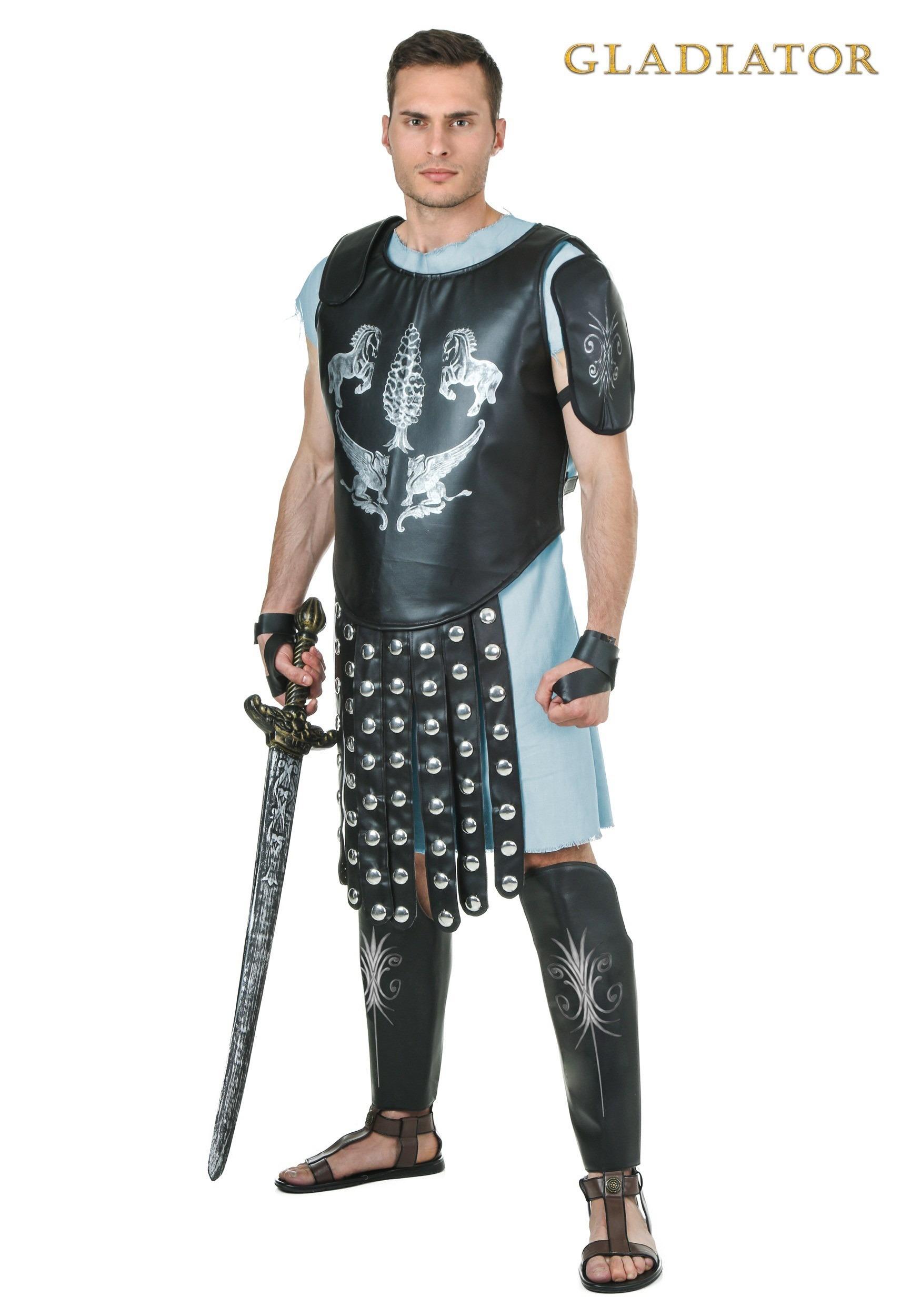 Men39s Gladiator Maximus Arena Costume