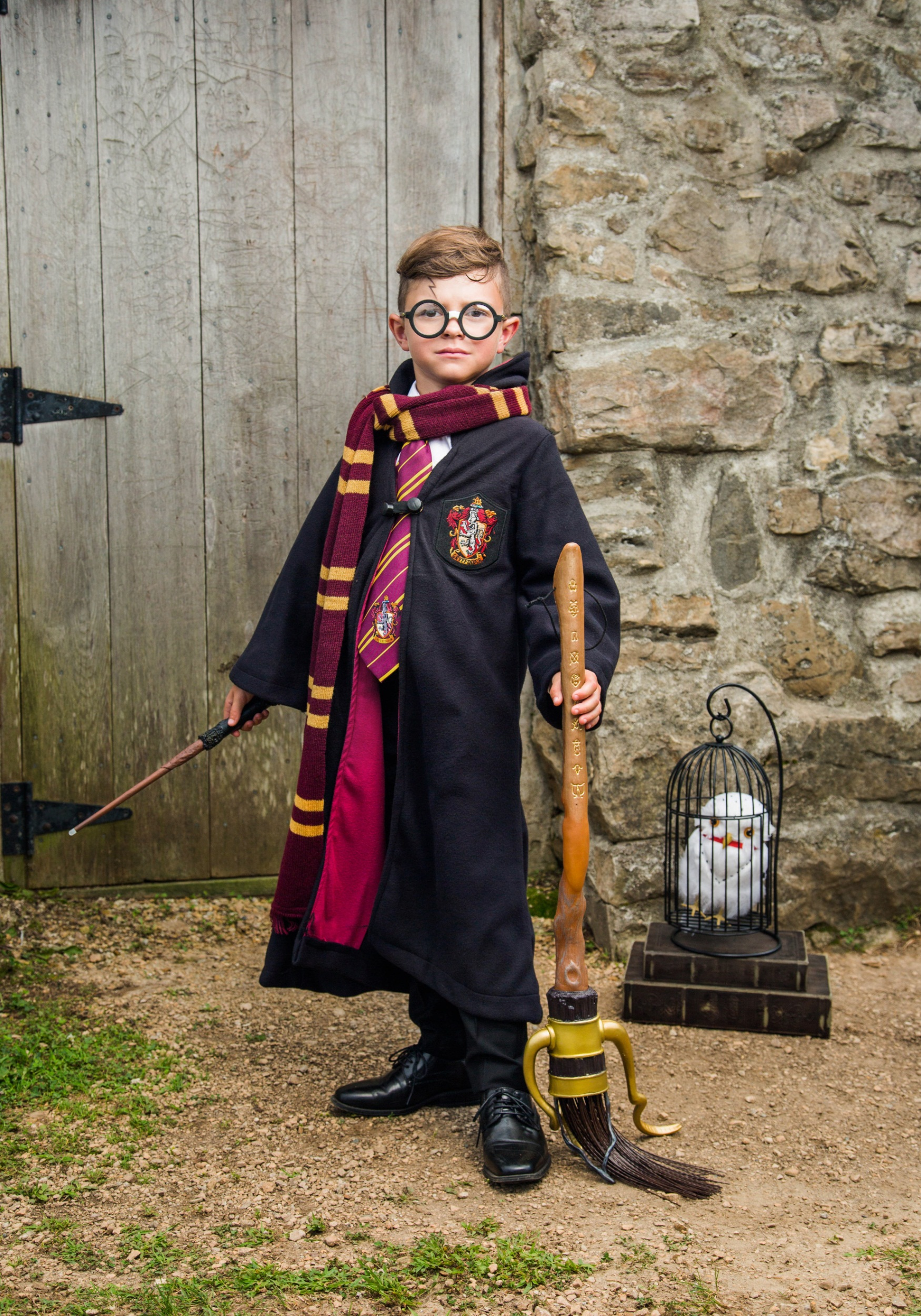Child Toddler Child Deluxe Harry Potter Costume