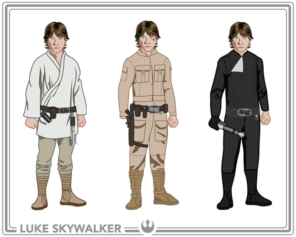 Star Wars Costumes For Men Women And Kids