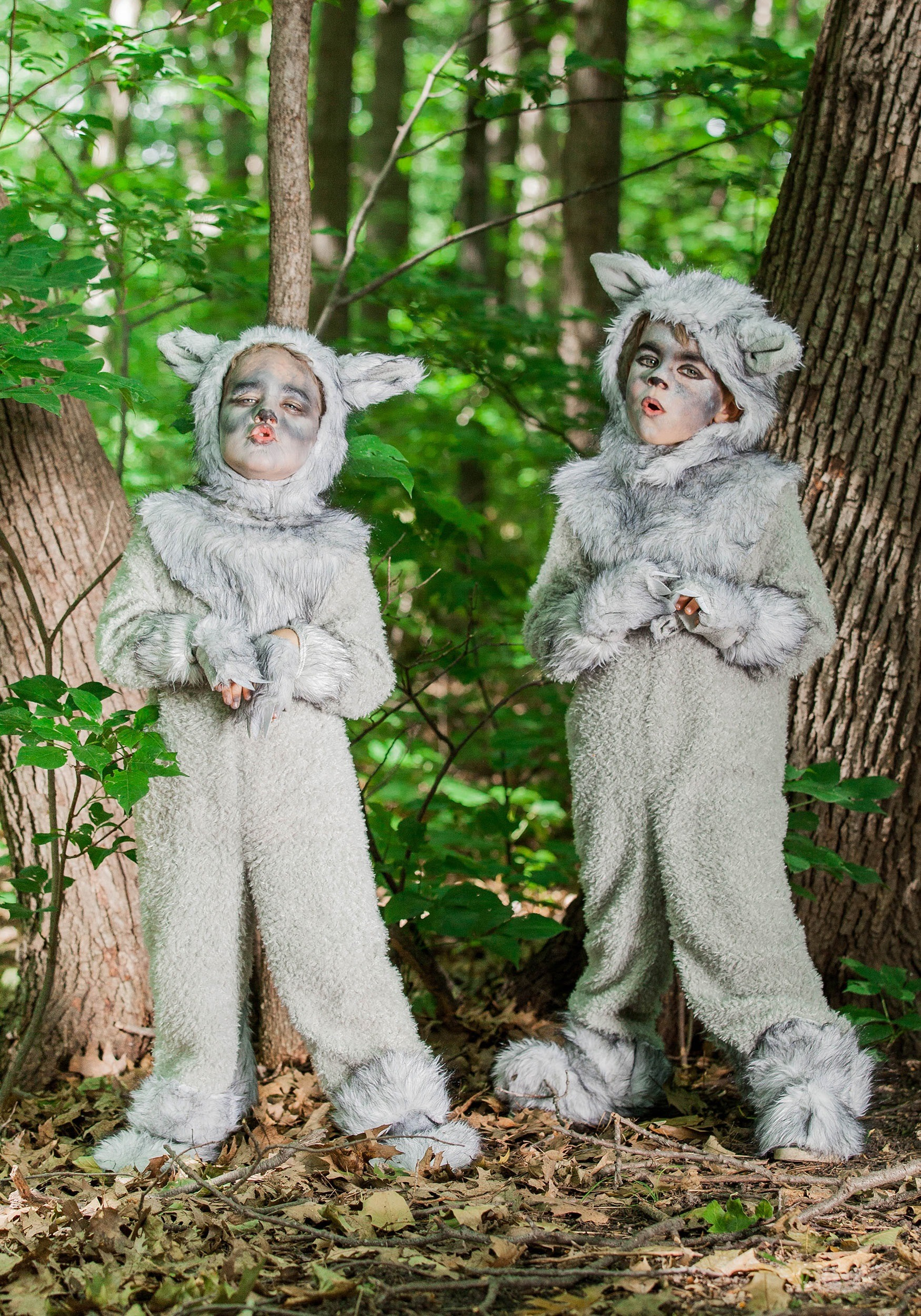Infant Baby Halloween Costumes Kids Wolf Costume