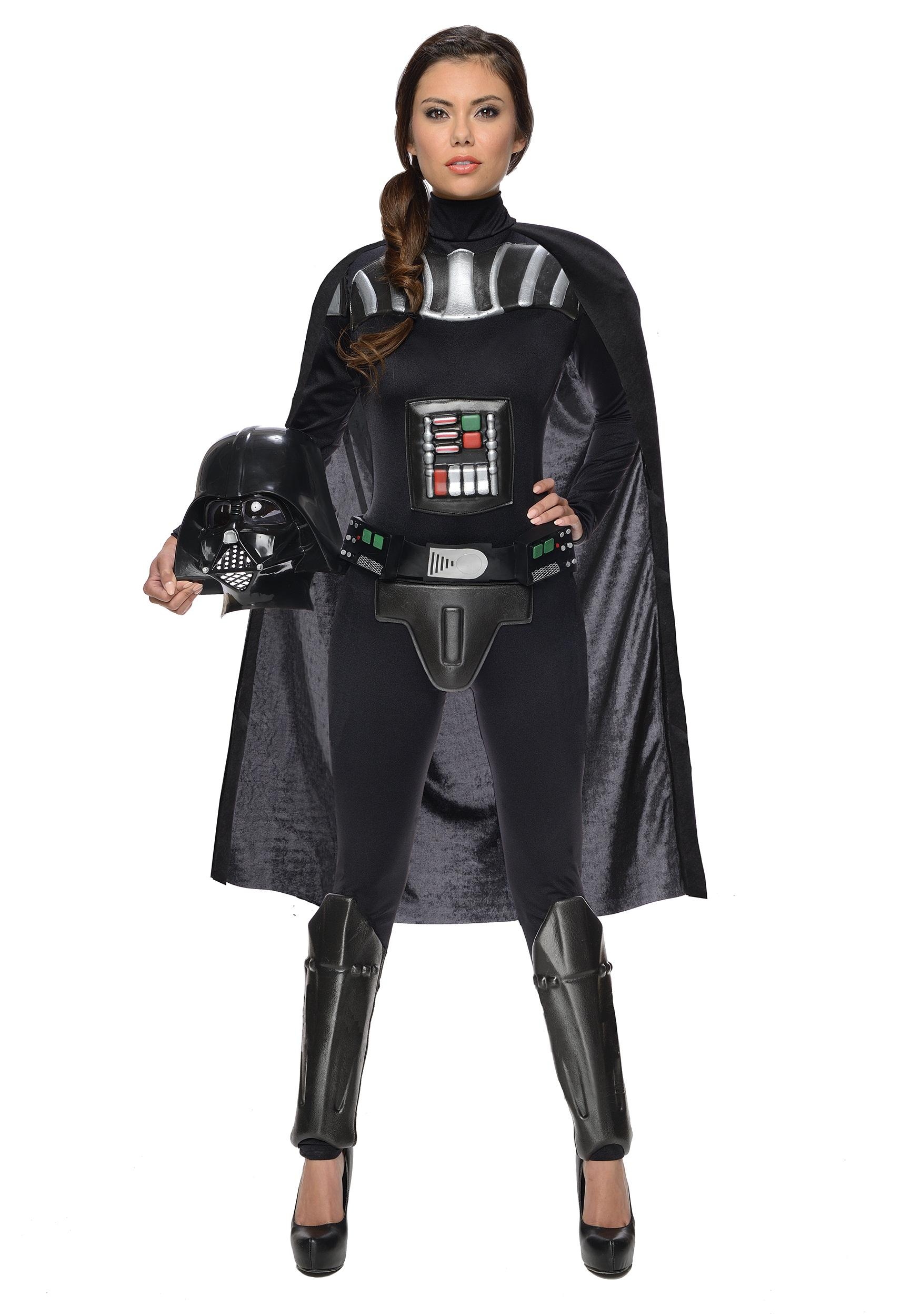 Rousing Star Wars Female Darth Vader Bodysuit Darth Vader Costume Pieces Darth Vader Costume Diy baby Darth Vader Costume