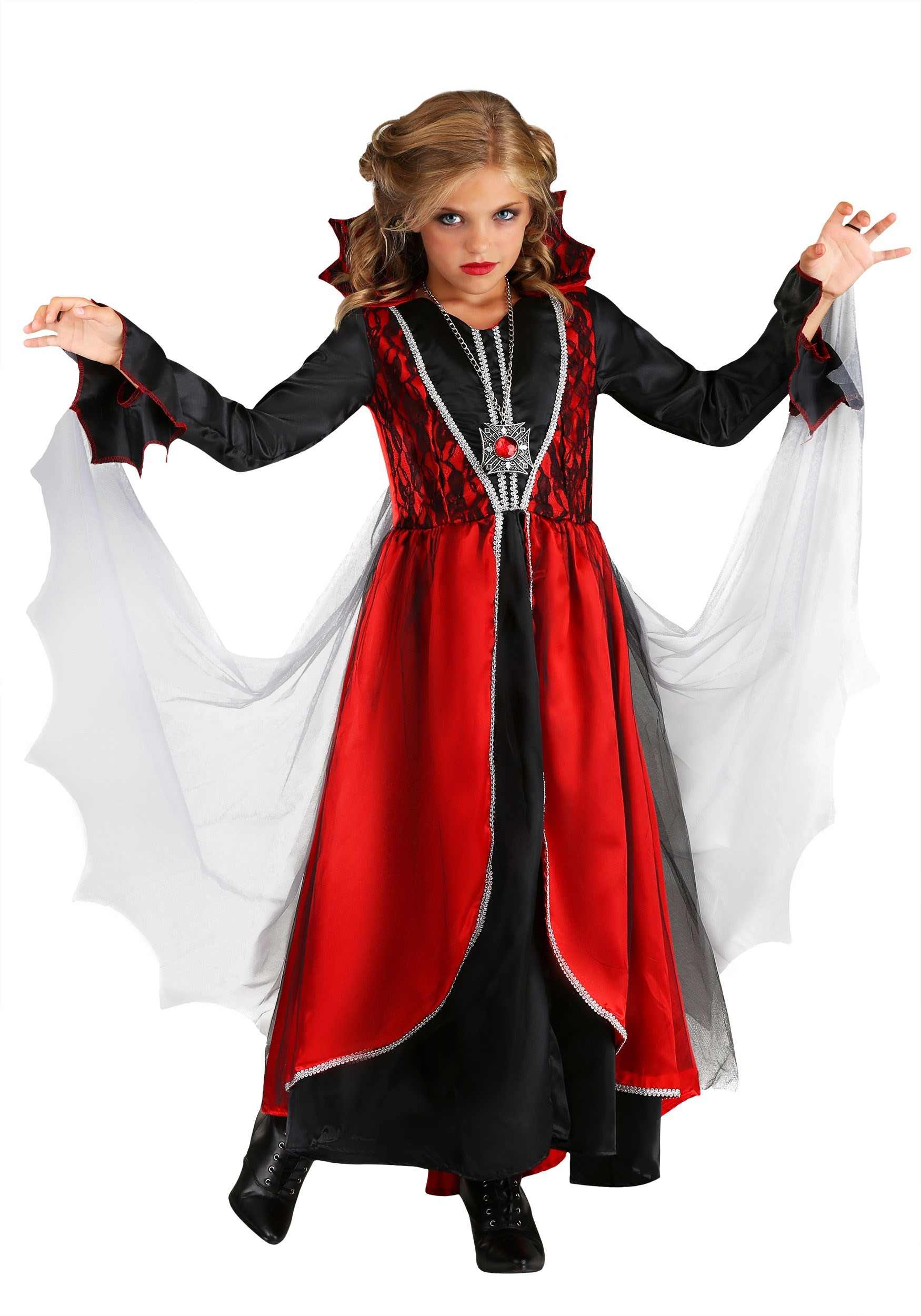 Halloween Kostuem Kinder Vampir Halloween Costumes Vampire Girl Teen Girls Gothic Temptress