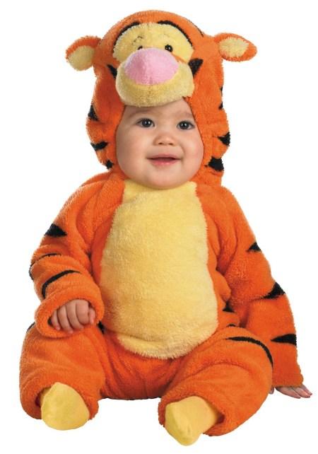 Tigger Onesie Halloween Costume
