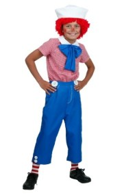 Raggedy Ann and Andy Costumes | WebNuggetz.com