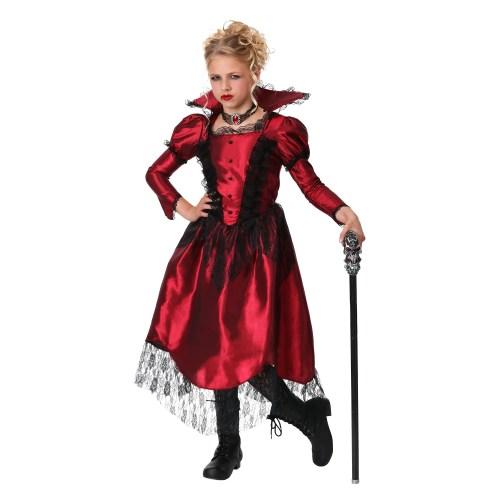 Medium Crop Of Girls Vampire Costume