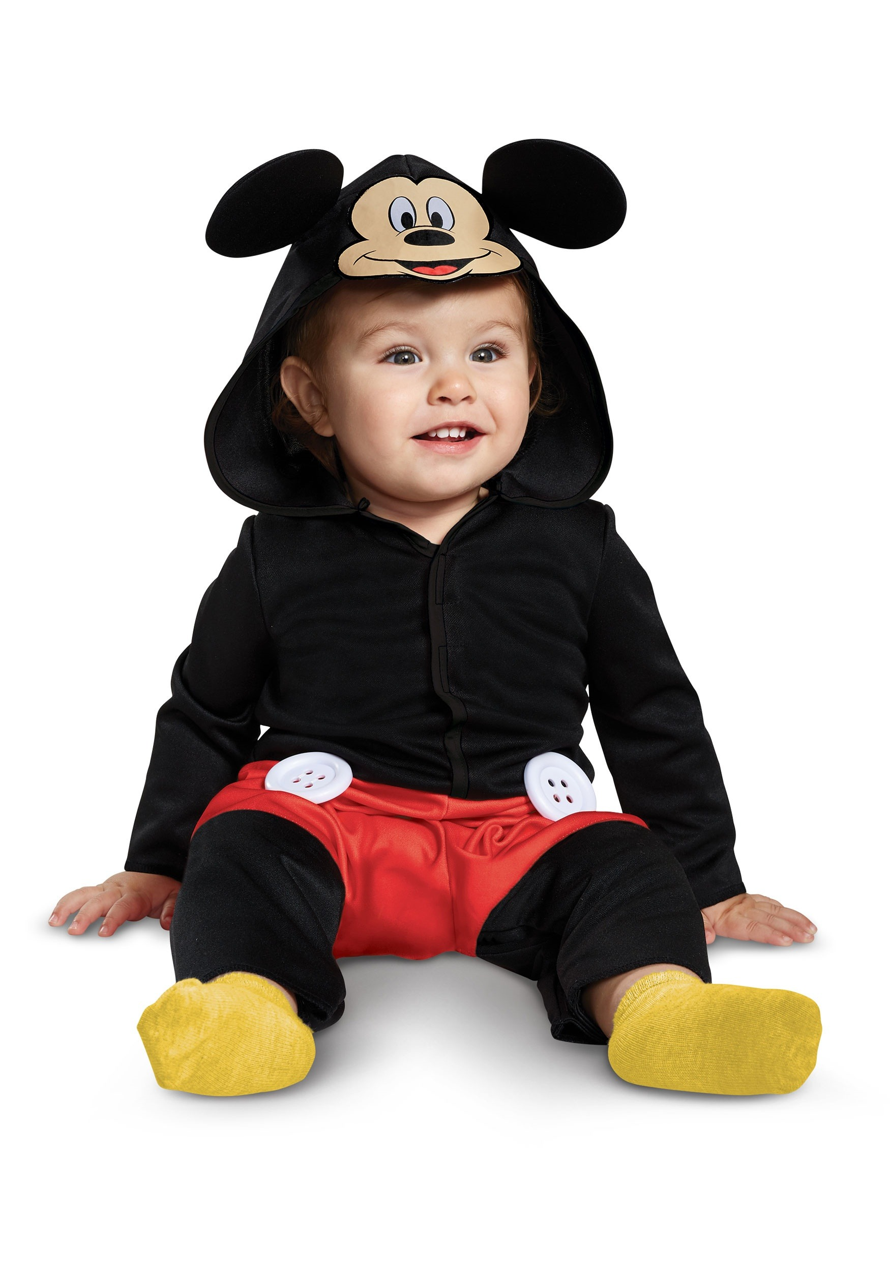 Disney Mickey Disney Mickey Mouse Infant Costume Jumpsuit