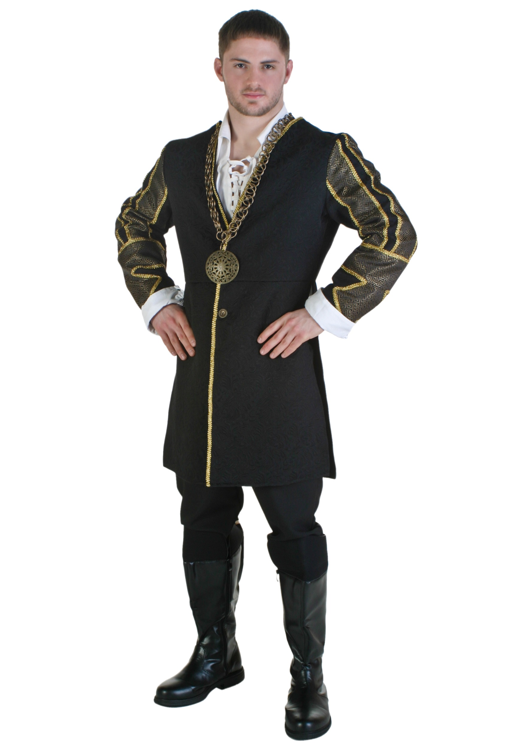 King Size Clothing Plus Size King Henry Viii Costume 2x 3x 4x