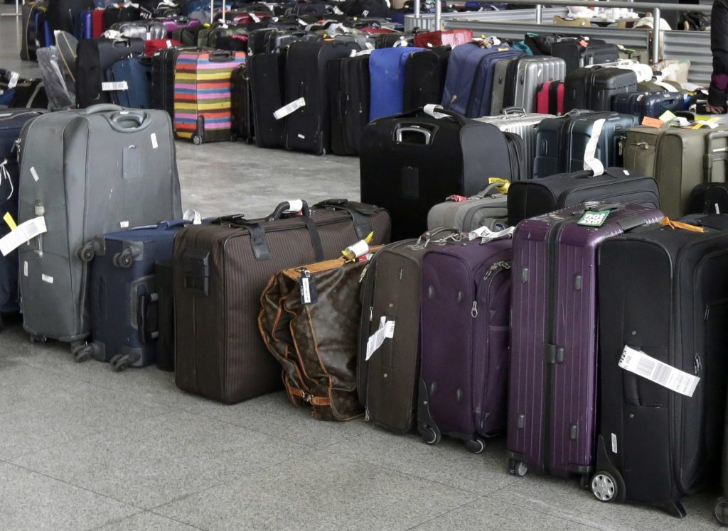 How to Avoid Losing It Over Lost Luggage Jewish News Israel News