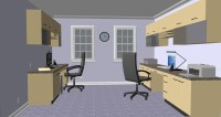 Cost vs. Value Project: Home Office Remodel | Remodeling