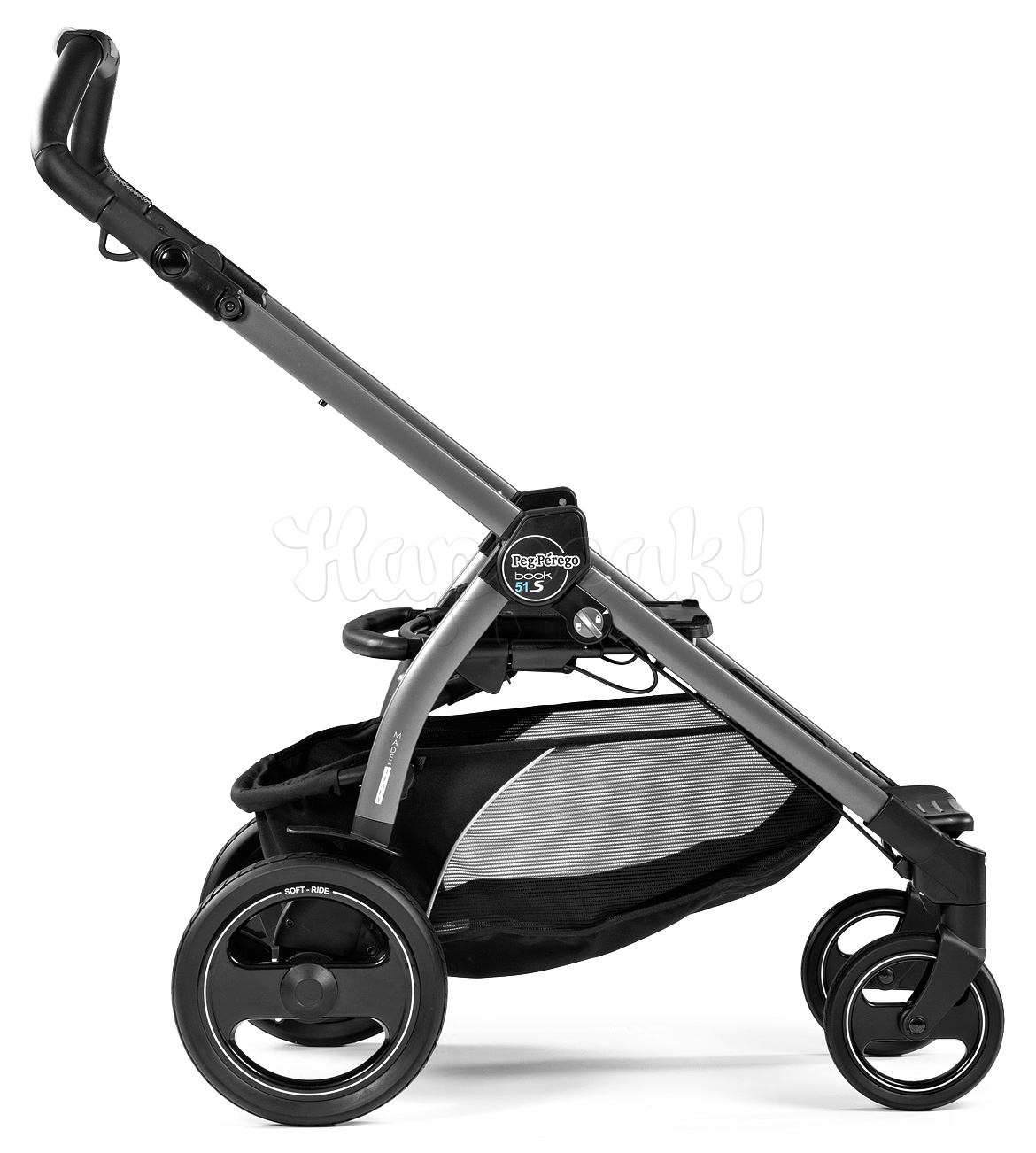 Peg Perego Book Plus 51 S Pop Up Коляска Peg Perego Book Plus 51 S Jet Pop Up Luxe Beige 3 В 1