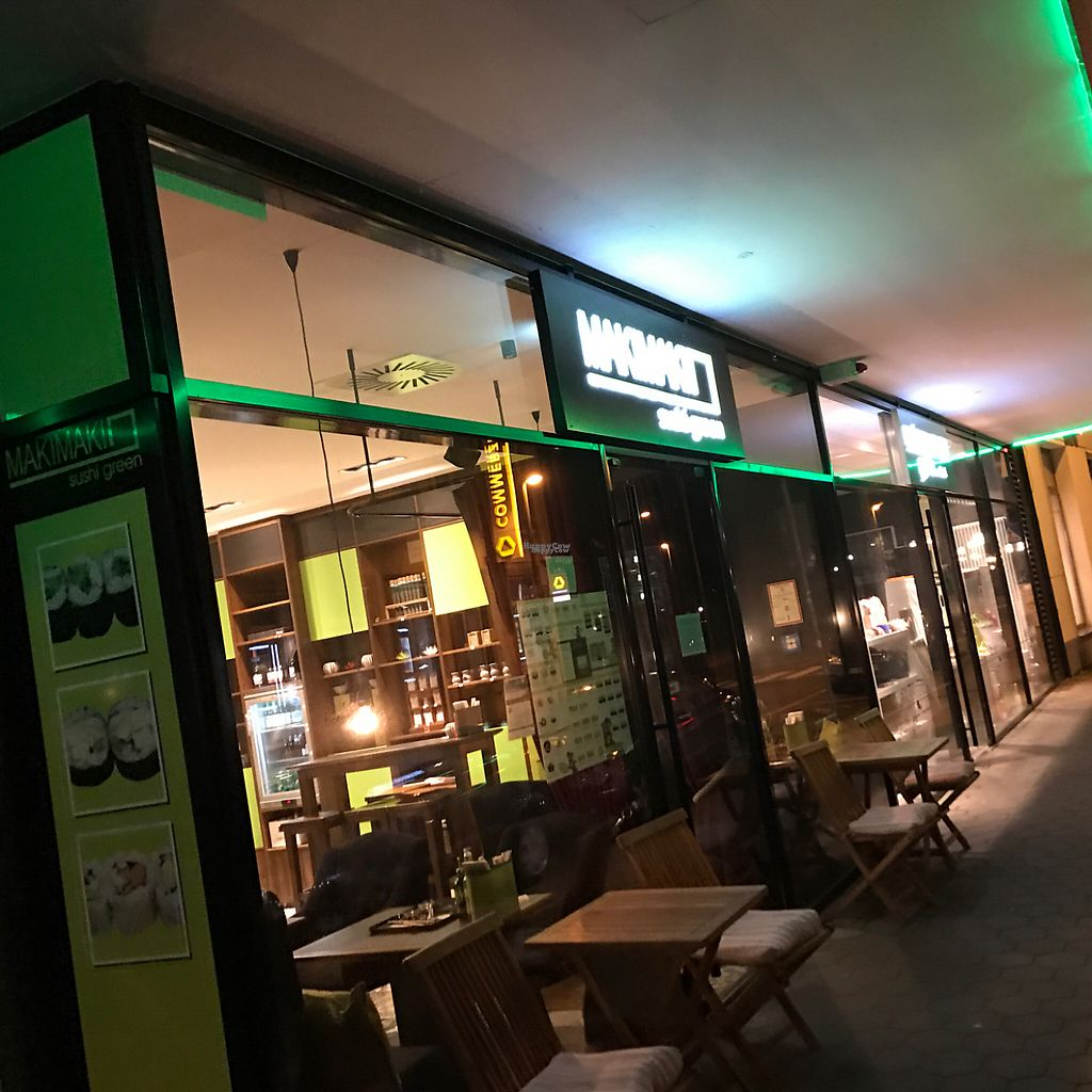 Wok Osnabrück Closed Makimaki Sushi Green Osnabruck Restaurant Happycow