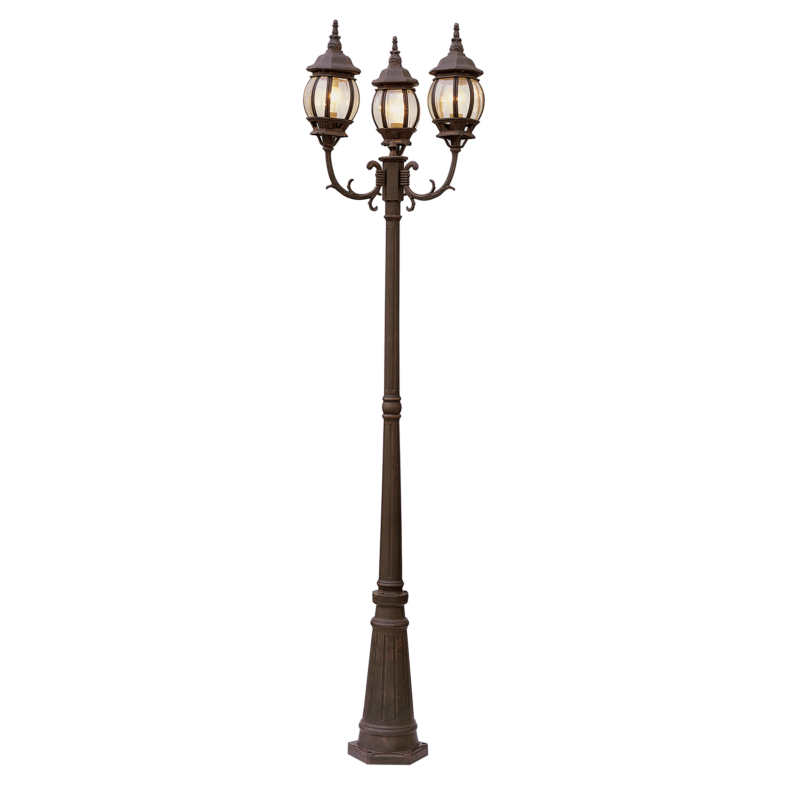 Lampadaire Exterieur Gifi Bel Air Bayville Outdoor Lamp Post 91 5h In Outdoor