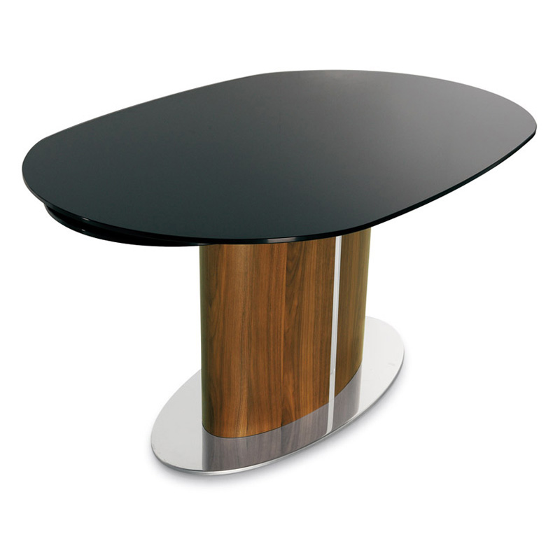 Dining Table: Expandable Dining Table Round