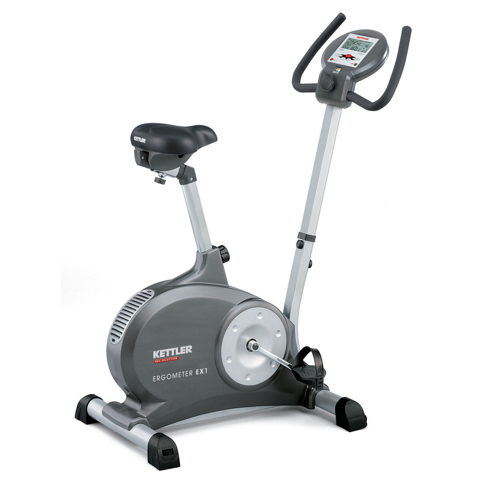 Kettler Garden Master Kettler Ex 1 Upright Exercise Bike At Hayneedle