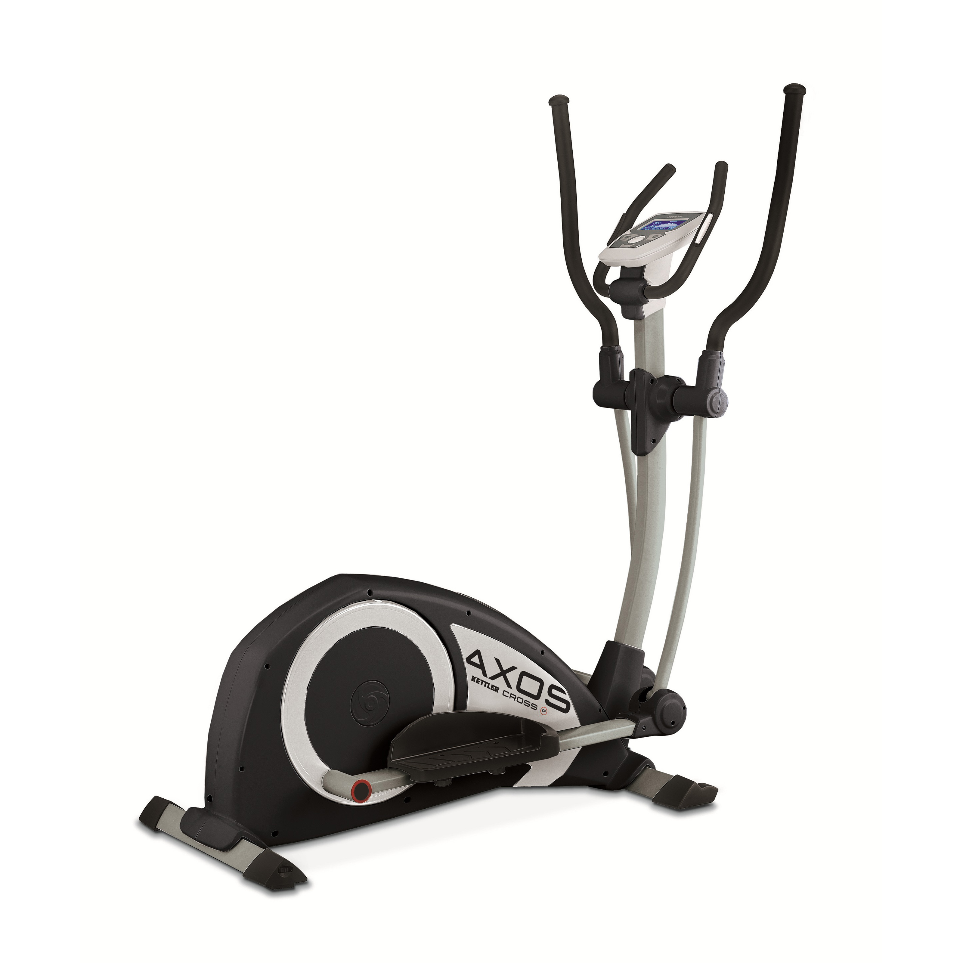 Kettler Garden Master Kettler Axos Cross P Elliptical Cross Trainer At Hayneedle