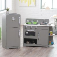 Classic Playtime 2 pc. Classic Wooden Play Kitchen Set ...