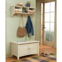 Storage Bench And Coat Rack Set - Home Ideas
