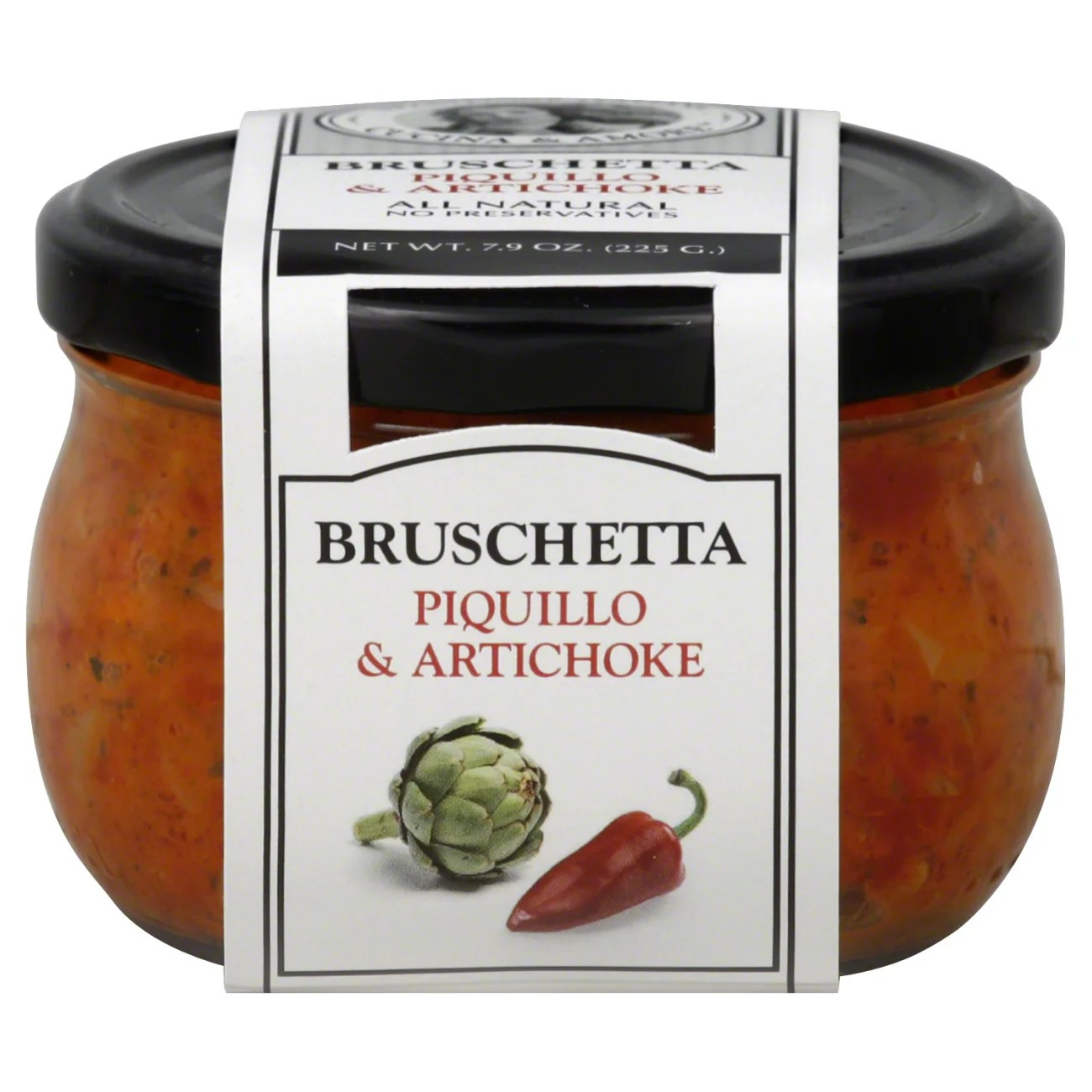 Cucina & Amore White Balsamic Vinegar Cucina Amore Piquillo And Artichoke Bruschetta Shop