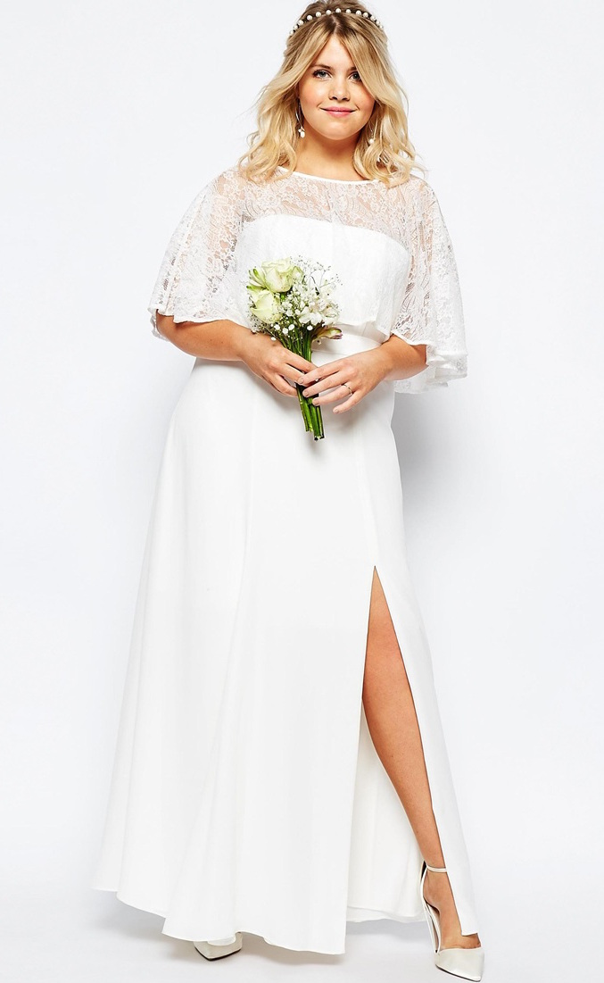 Unique Clothing Plus Size 12 Gorgeous Plus-size Wedding Dresses —all Under $500