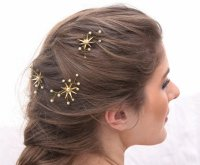 15 unique wedding hair accessories that are absolutely ...