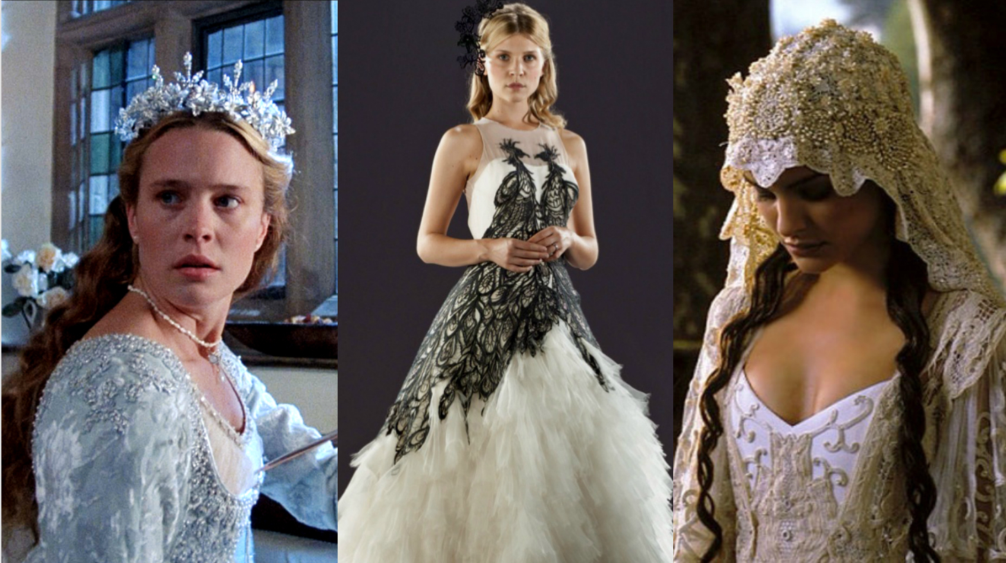 Katniss Everdeen Hochzeitskleid 27 Iconic Movie Wedding Dresses That Will Give You All The