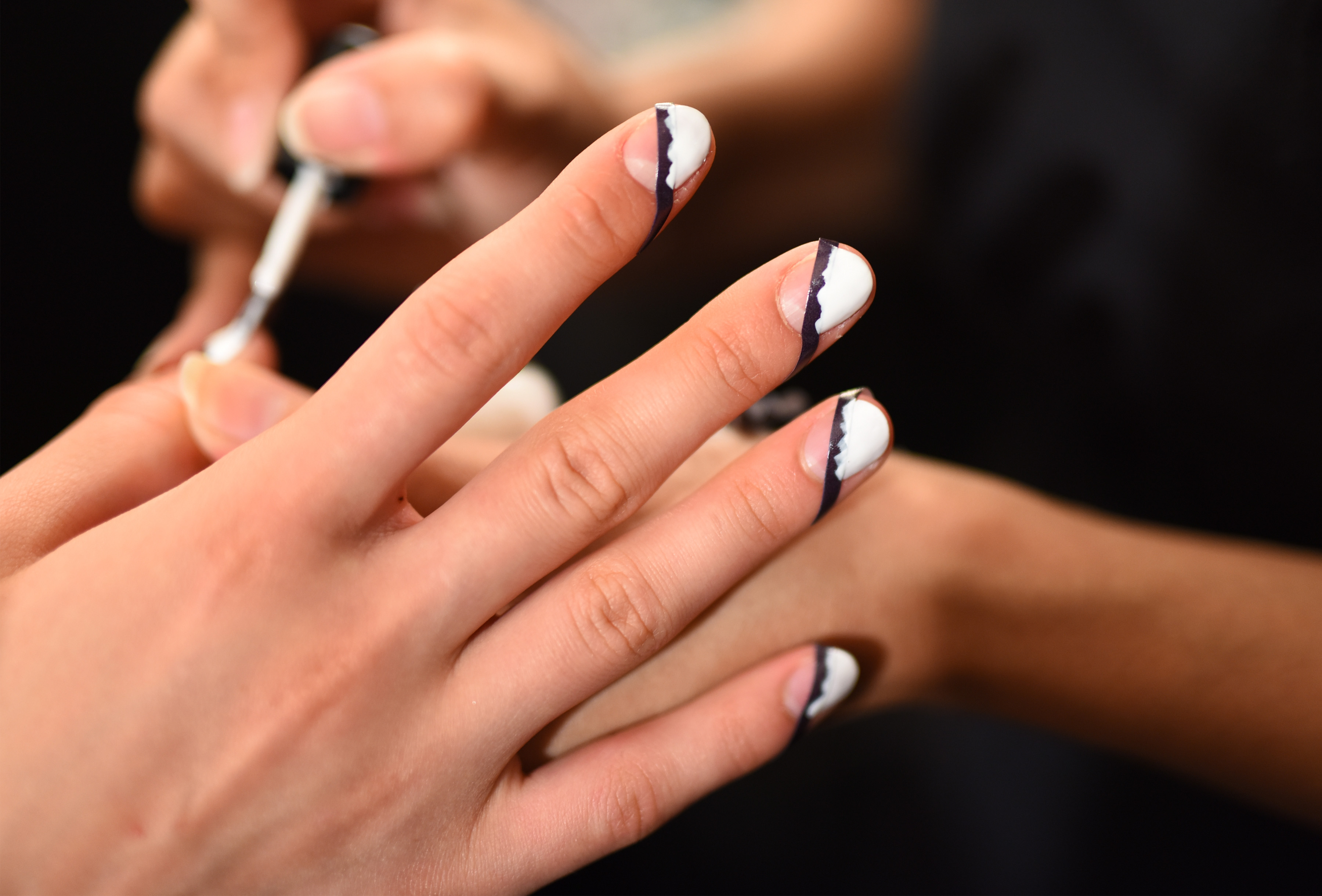 All The Backstage Nail Art Were Loving At New York