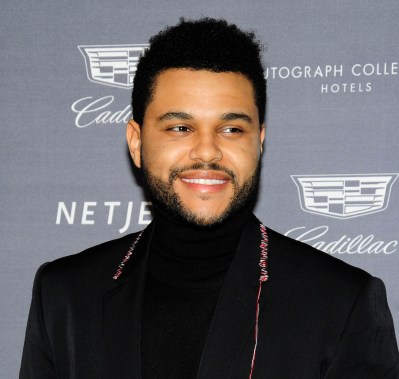 The Weeknd cut off all his hair so that he could... sleep peacefully at night? - HelloGiggles