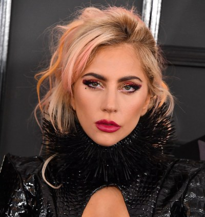 Lady Gaga rocked fire engine red eye makeup at the Grammys - here's how to get the look