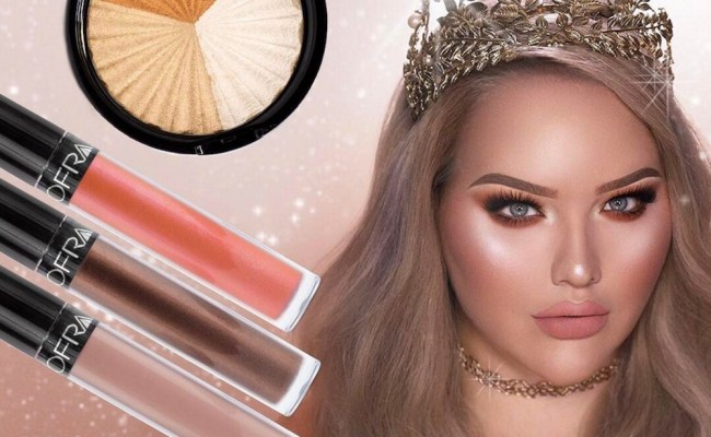 Beauty Vlogger Nikkie Tutorials Is Collaborating With Ofra