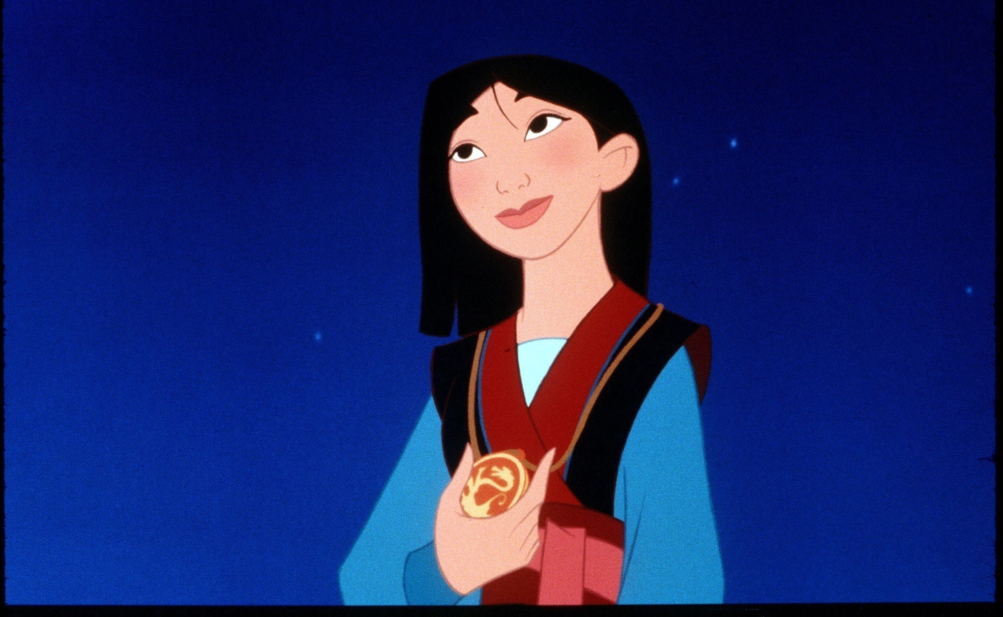 Pretty Girl Cartoon Wallpaper Disney S Live Action Mulan Sounds Like It Will Be Even