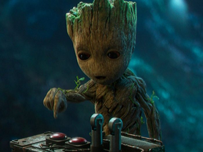 Money Wallpaper Hd 3d The Official Baby Groot Character Poster Is Here To Make
