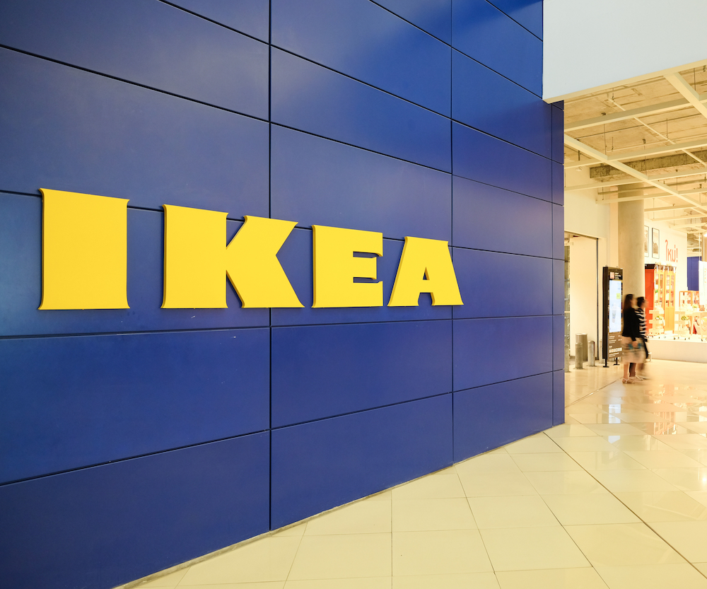 Neon Ikea Ikea And Byredo Are Collaborating On A Mysterious Line Of