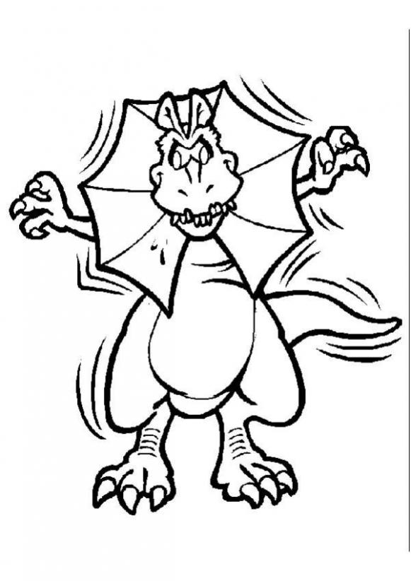 DINOSAUR coloring pages - 87 free Prehitoric Animals coloring pages - coloring dinosaur