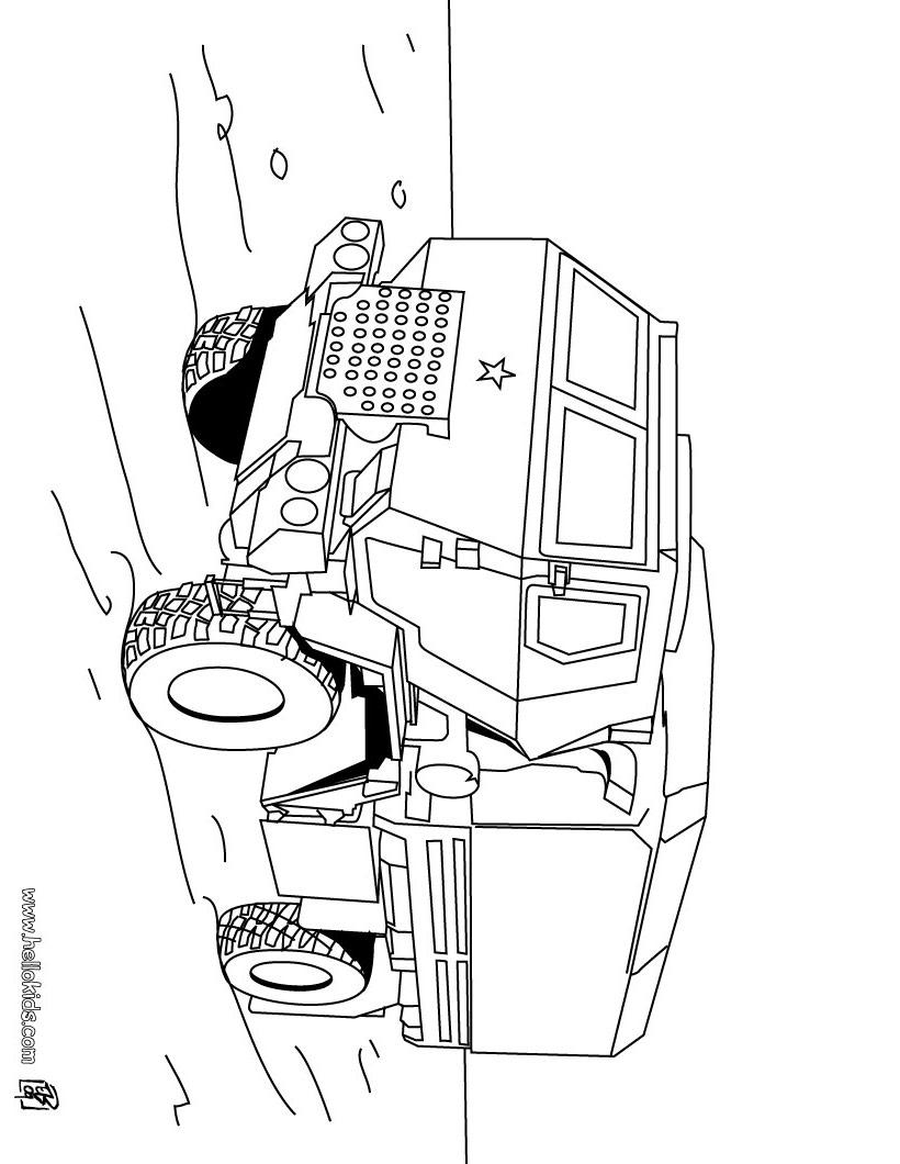 Free coloring pages army - Free Coloring Pages Army Tanks
