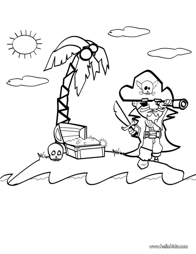 Printable coloring pages jake and the neverland pirates