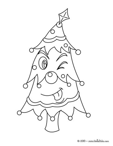 CHRISTMAS coloring pages - 414 Xmas online coloring books and printables