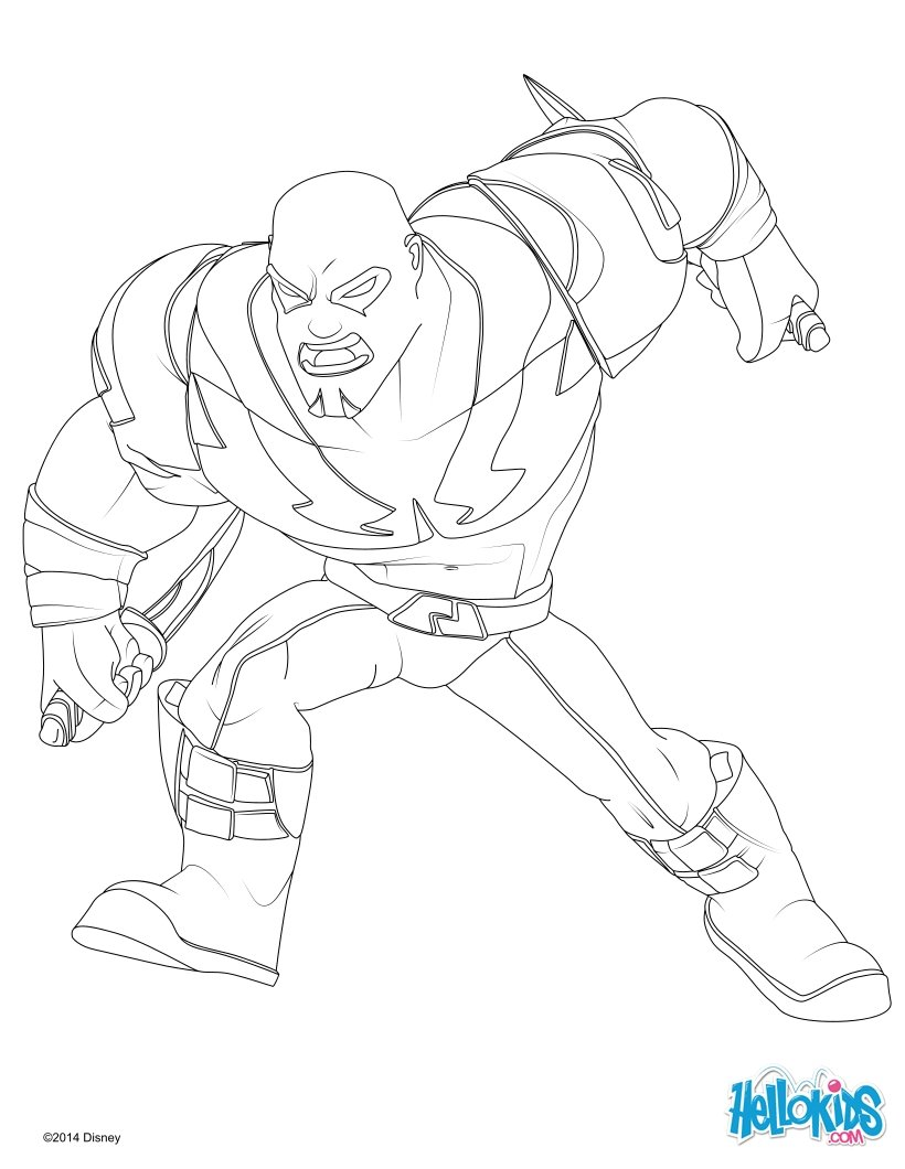 Quicksilver coloring pages - Download
