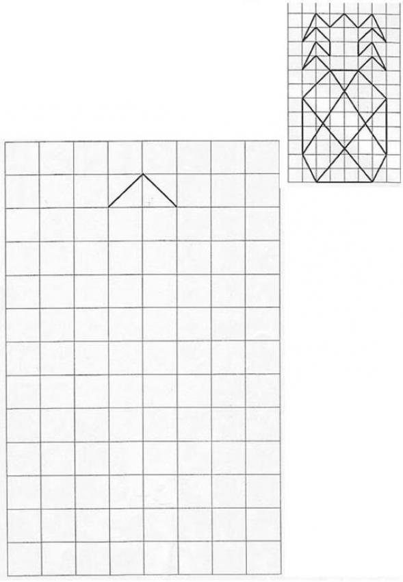 drawing with graph paper