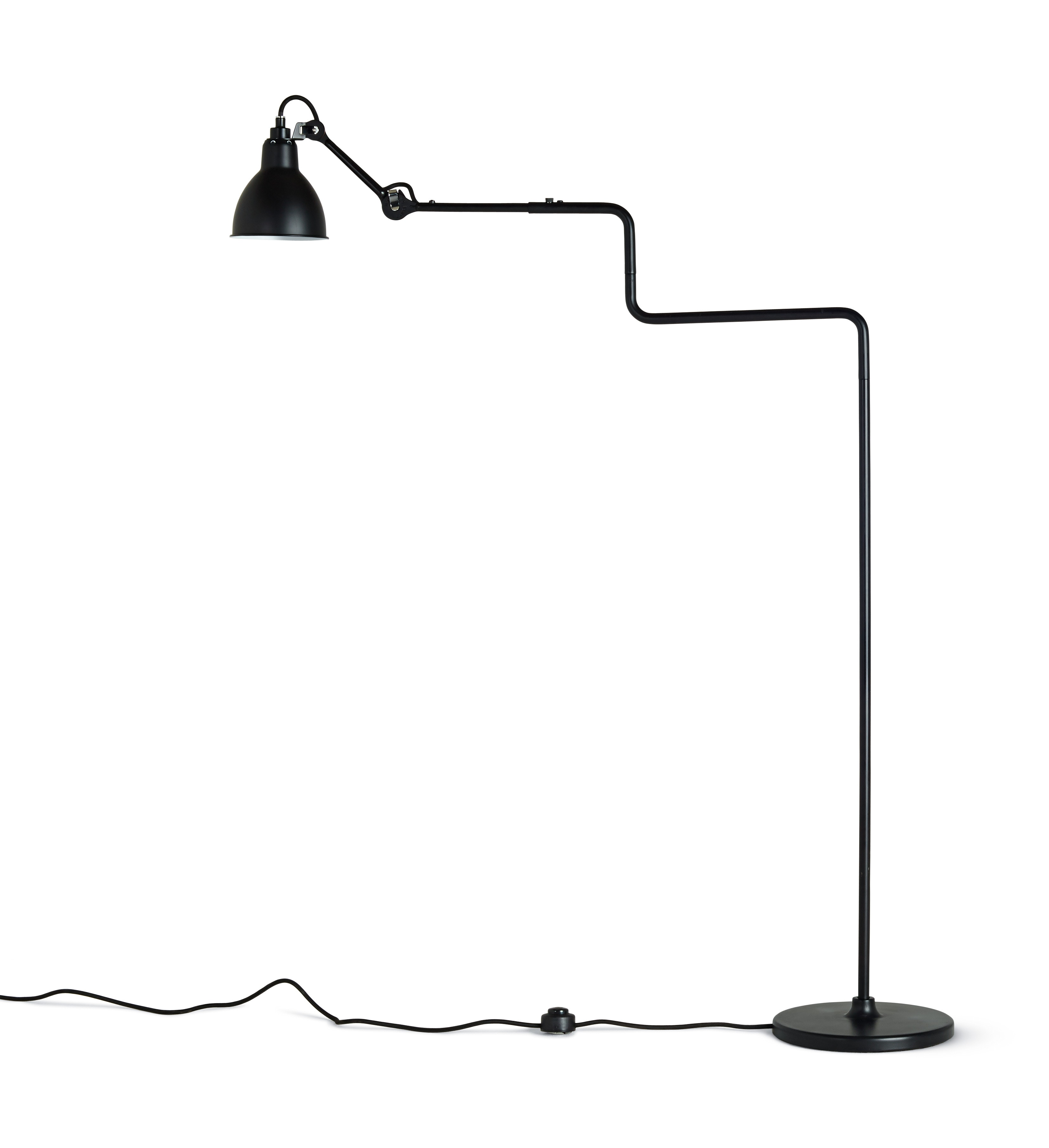 Designer Lampe Lampe Gras Model N411 Floor Lamp - Design Within Reach