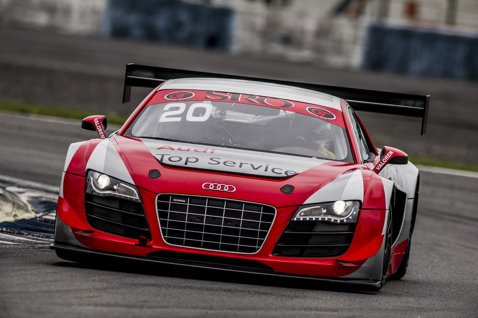 Rally Car Wallpaper Snow Seven Audi R8 Lms Ultra Race Cars To Tackle 2013 Spa 24 Hours
