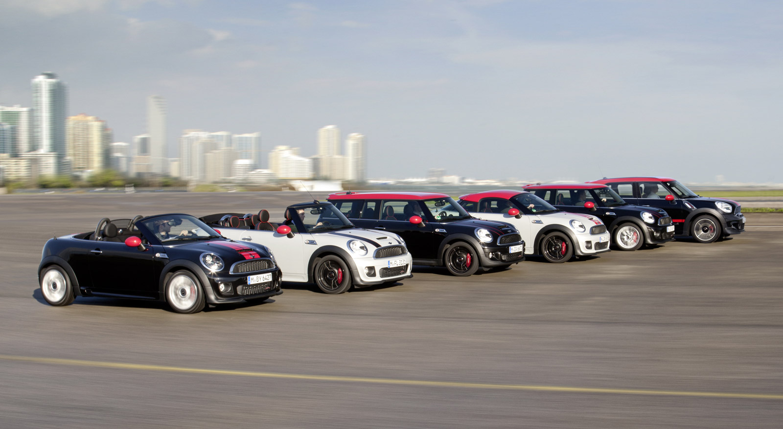 Hybrid Car Lineup Wallpaper 2018 Mini S John Cooper Works Lineup Gets New Engine For 2013