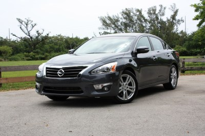 2013 Nissan Altima 2.5: First Drive