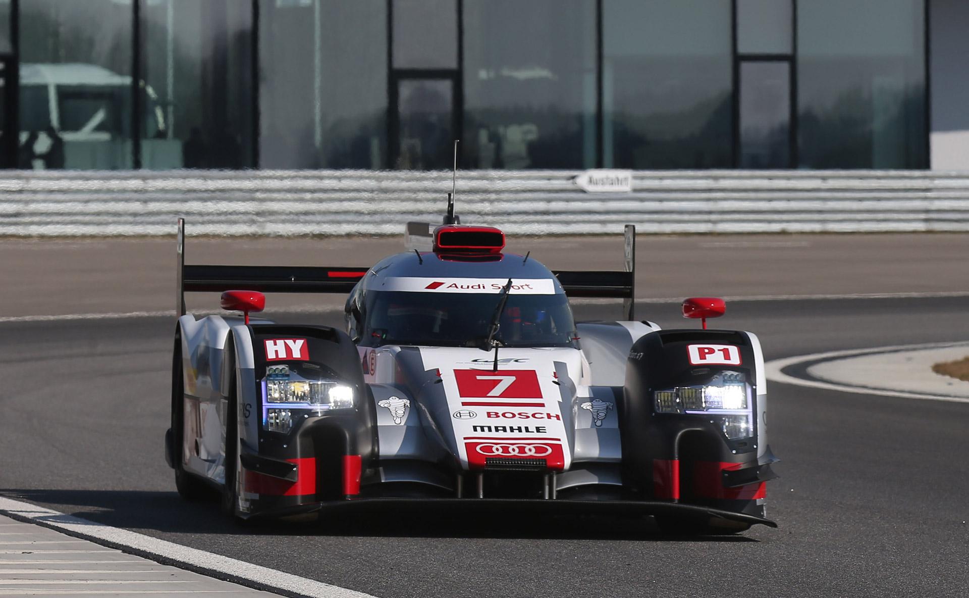 Luxury Audi Cars Hd Wallpaper First Look At 2015 Audi R18 E Tron Quattro Le Mans Prototype