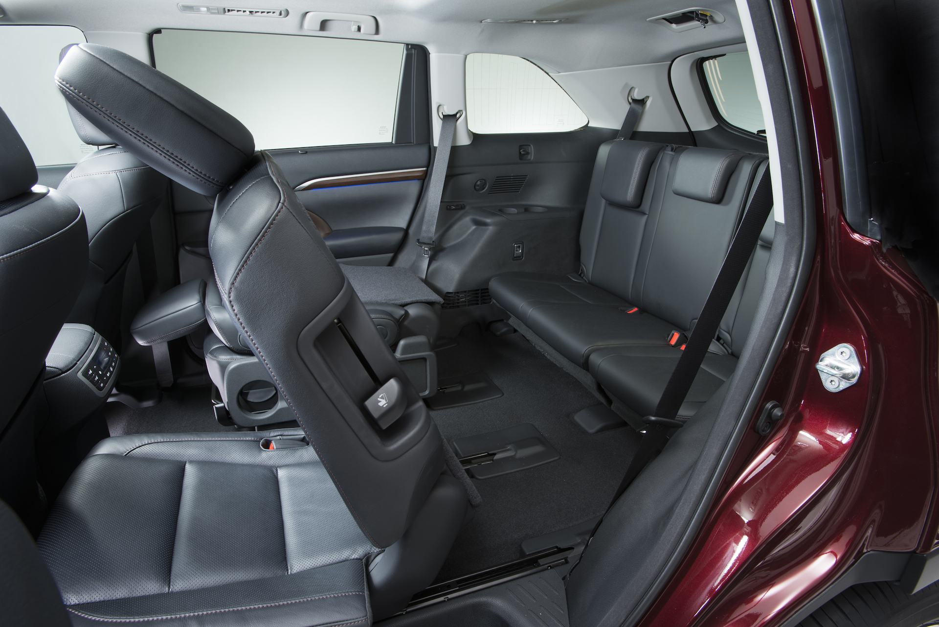 Five Most Fuel Efficient Vehicles With Third Row Seating