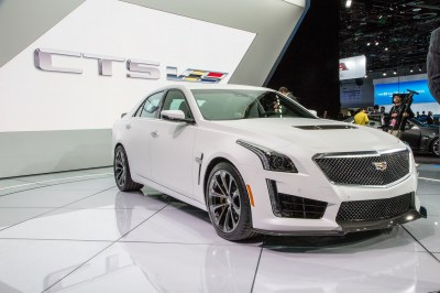 2016 Cadillac CTS-V Video