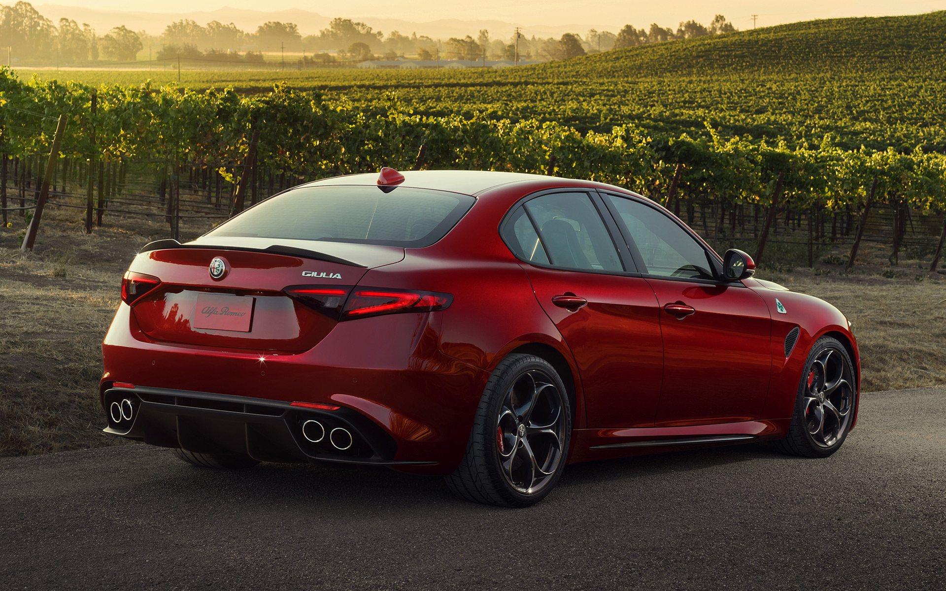 Luxury Car Pictures Wallpaper 2017 Alfa Romeo Giulia To List From 38 990