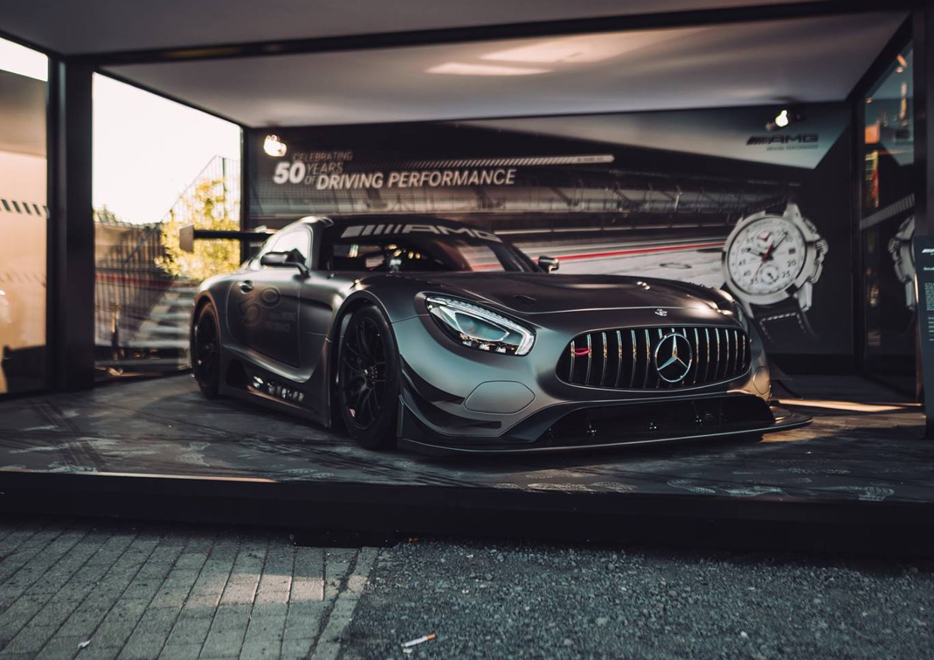 Lincoln Wallpaper Car 2017 Mercedes Amg Gt3 Edition 50 Debuts Limited To 5 Cars