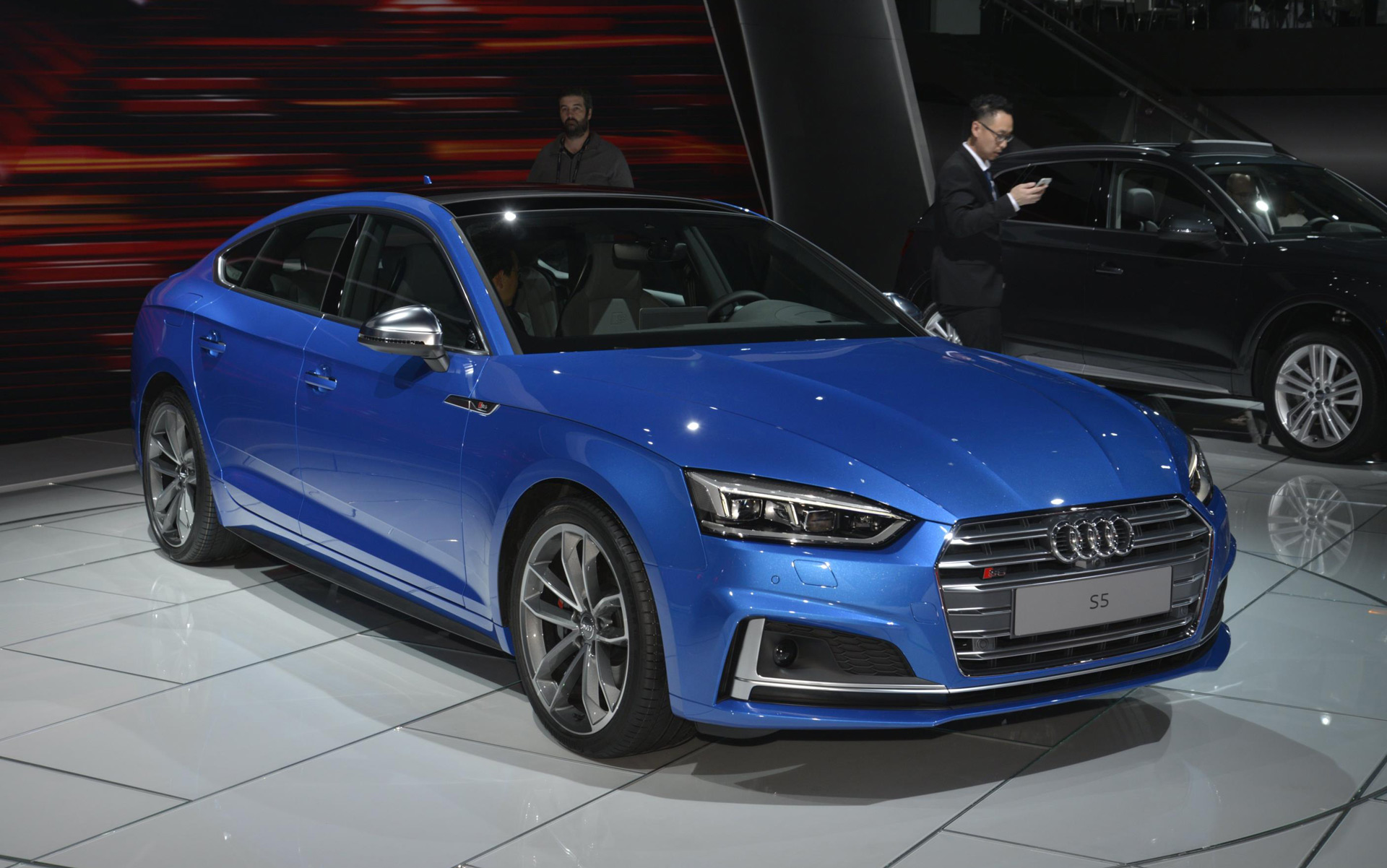 Hybrid Car Lineup Wallpaper 2018 2018 Audi A5 Sportback Is The Baby A7 You Ve Been Waiting For