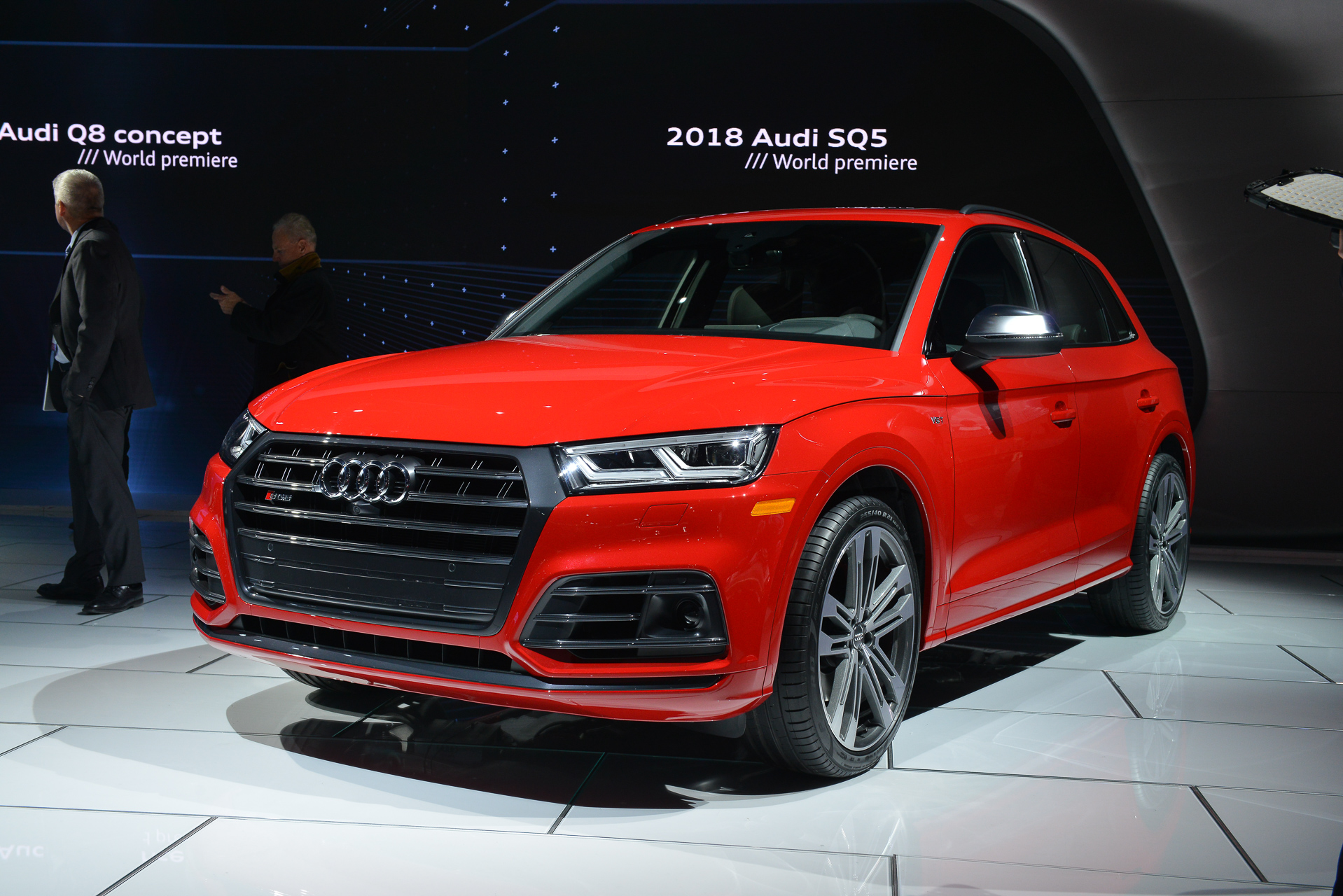 2018 Q5 For Sale 2018 Audi Sq5 Debuts With 354 Hp And 369 Lb-ft