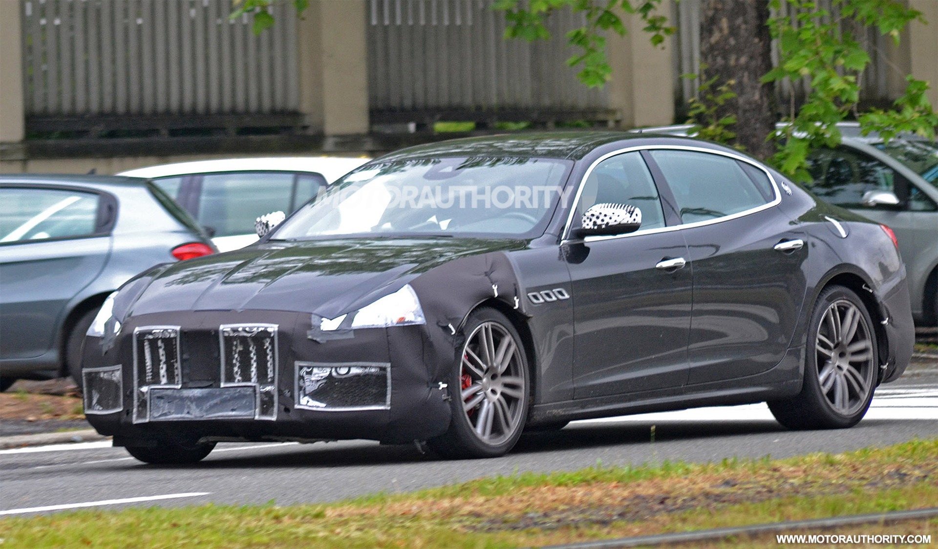Sti Hd Wallpaper 2018 Maserati Quattroporte Spy Shots